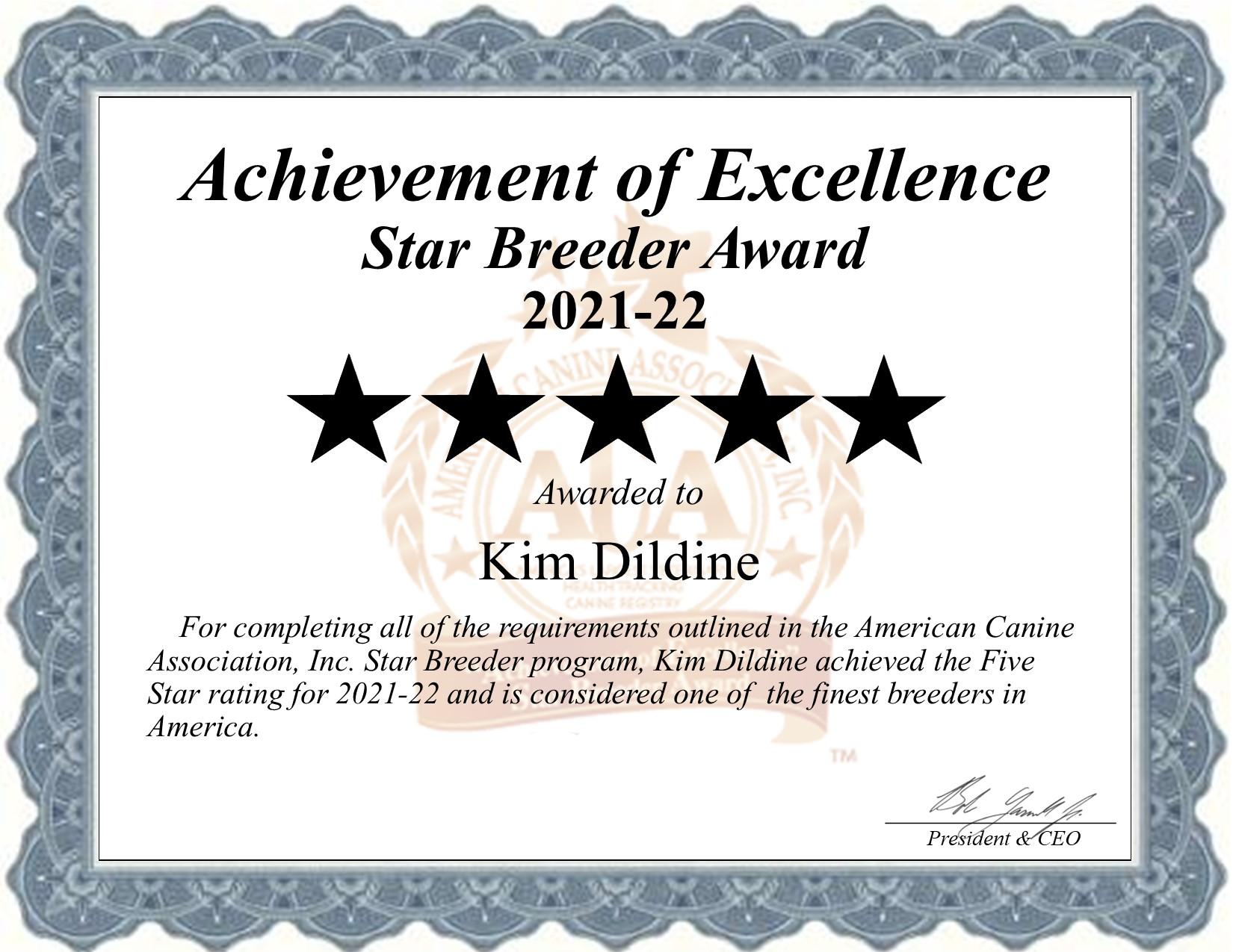 Kim, Dildine, dog, breeder, star, certificate, Kim-Dildine, Willow Springs, MO, Missouri, puppy, dog, kennels, mill, puppymill, usda, 5-star, aca, ica, registered, Geryhounds,  43-A-4273, 43A4273